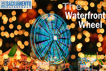 Waterfront Wheel & Front Street Carousel