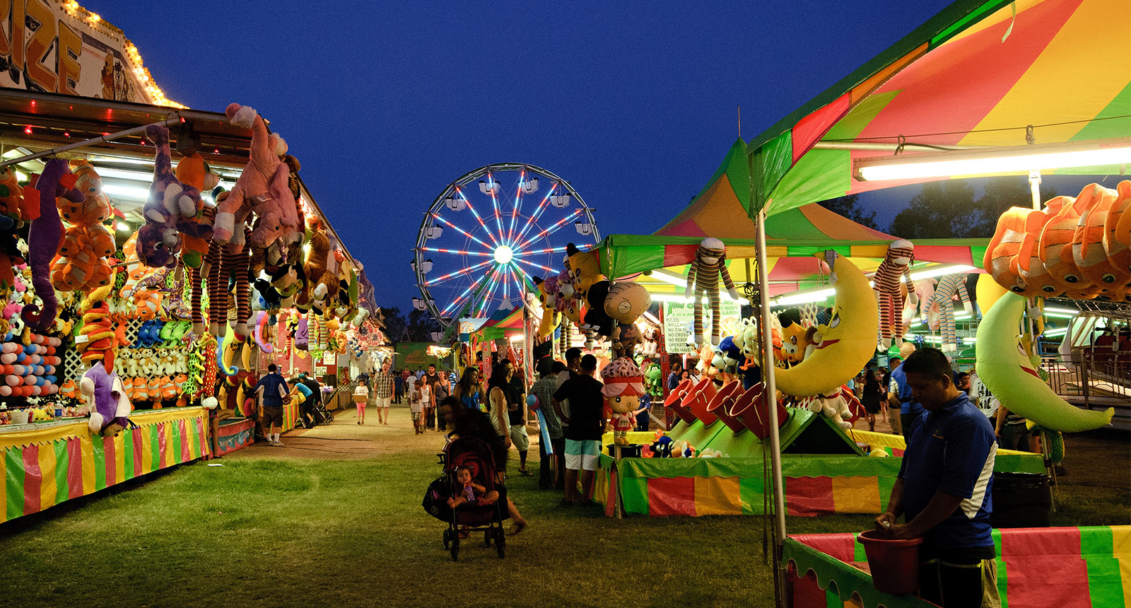 Midway of Fun - Brass Ring Amusements